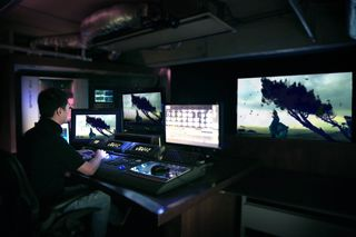 Film master - post production office image 3