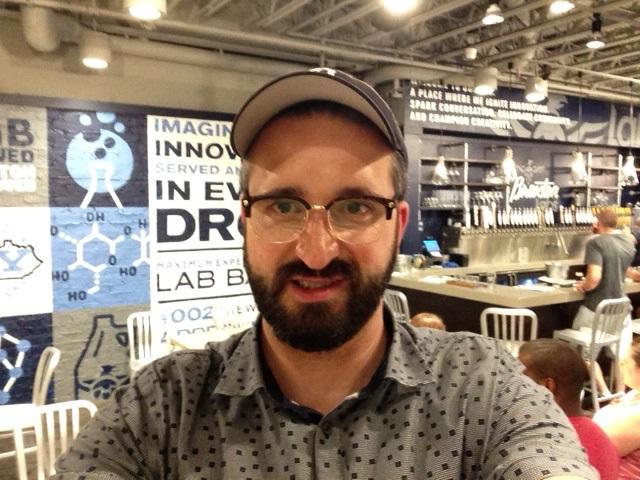 BraxLab selfie